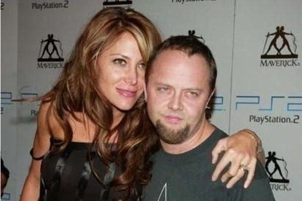 Skylar Satenstein and her ex-husband