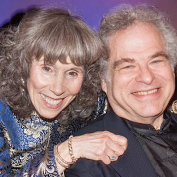 Who Is Itzhak Perlman's Wife Toby Perlman? Have Been Married Since 1966