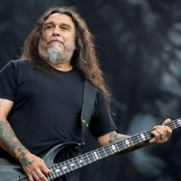 Meet Tom Araya's Children Ariel Asa Araya and Tomas Enrique Araya Jr.Whom He Had With His Wife Sandra Araya