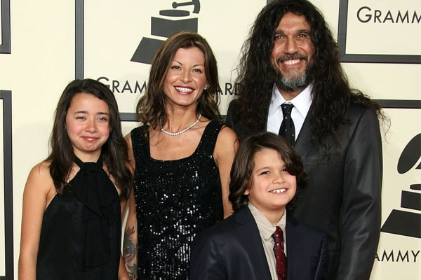 Tomas Enrique is Tom Araya's son