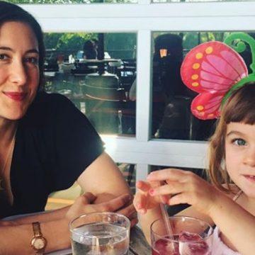 Meet Sidney Aoibheann Carlton-McCauley – Photos Of Vanessa Carlton's Daughter With Husband John McCauley