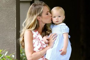 Cameran Eubanks' daughter Palmer Corrine Wimberly