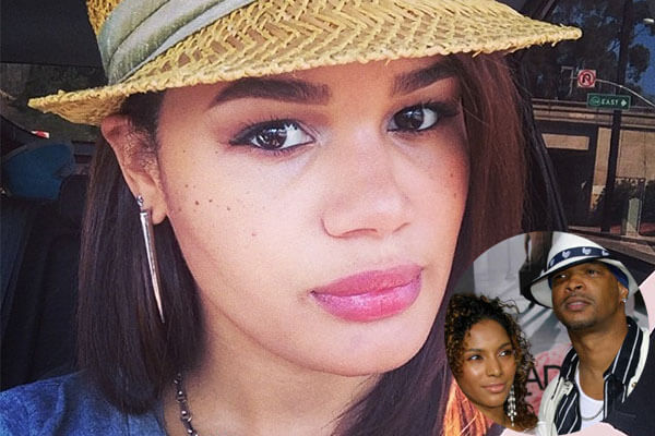 Damon Wayans' daughter Cara Mia Wayans
