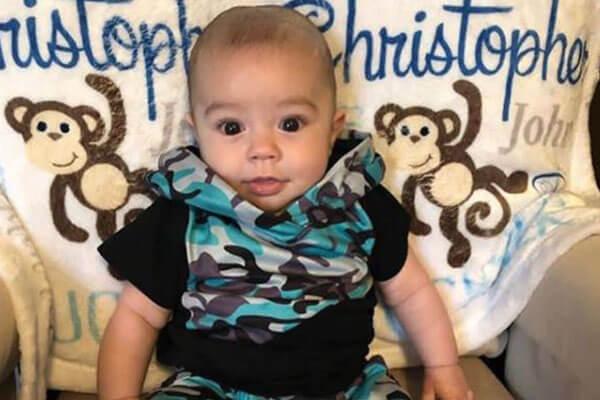 Deena Cortese's baby Christopher John Buckner