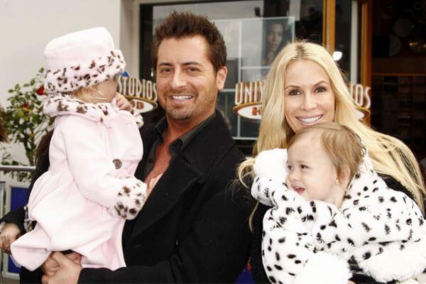 Daniel Toce and Kim Zolciak's daughter