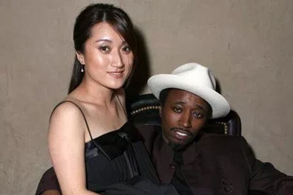 Eddie Griffin's daughter Elexa Griffin