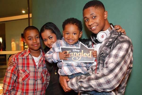 Edgerton Hartwell Jr's half-siblings
