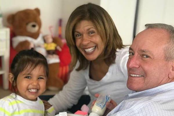 Haley Joy Kotb's parents