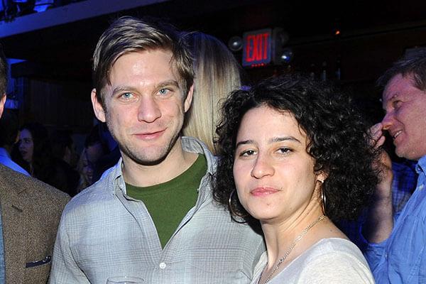 Ilana Glazer and David Rooklin