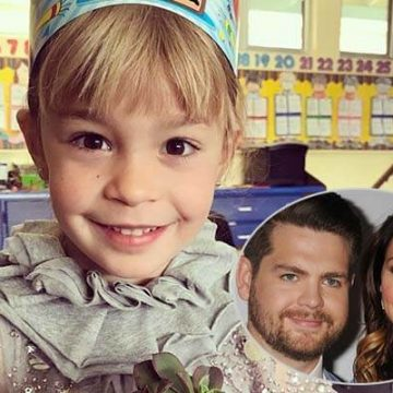 Meet Pearl Osbourne – Photos Of Jack Osbourne's Daughter With Ex-Wife Lisa Stelly