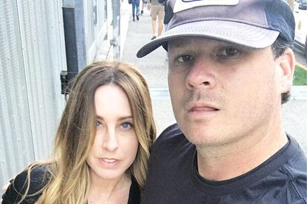 Tom DeLonge's wife Jennifer DeLonge