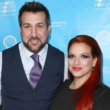 Meet Briahna Joely Fatone and Kloey Alexandra Fatone – Photos Of Joey Fatone's Daughters With Ex-Wife Kelly Baldwin