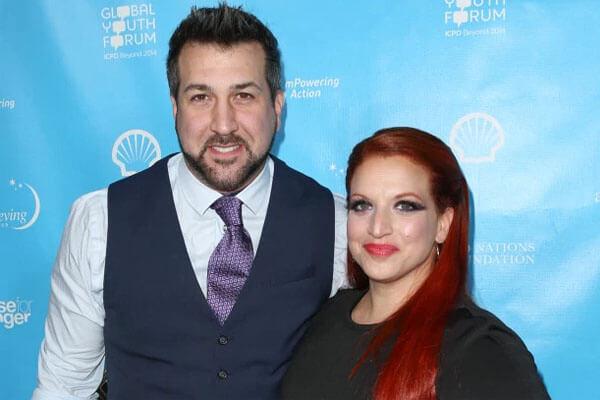 Joey Fatone and Kelly Baldwin divorce