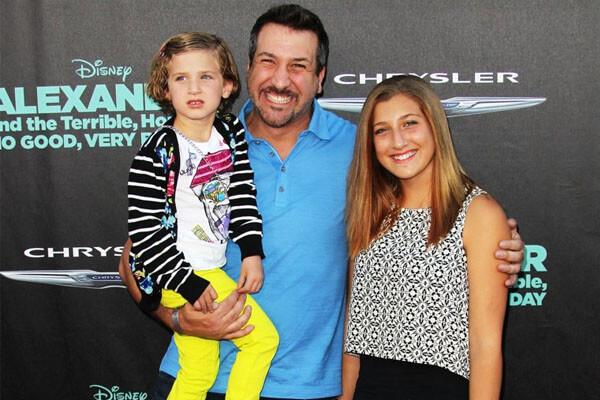 Joey Fatone's daughter Kloey Alexandra