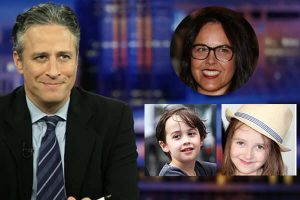 Jon Stewart's children