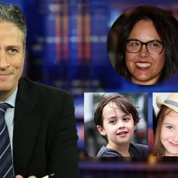 Meet Nathan Thomas Stewart and Maggie Rose Stewart – Photos Of Jon Stewart's Children
