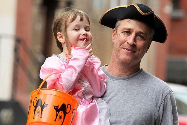 Jon Stewart's daughter Maggie Rose Stewart