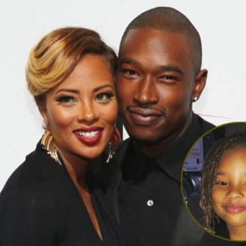 Meet Marley Rae McCall – Photos Of Kevin McCall's Daughter With Baby Mama Eva Marcille