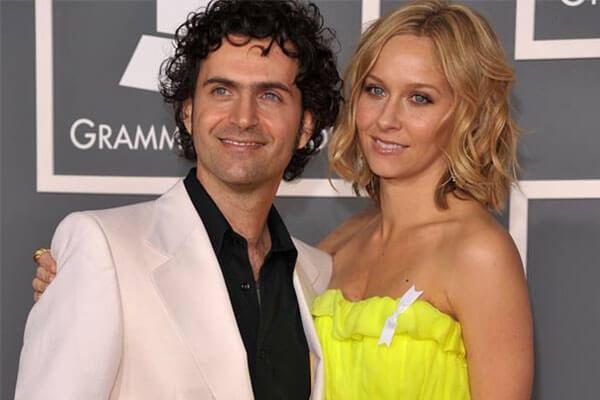 Ex-couple Lauren Knudsen and Dweezil Zappa