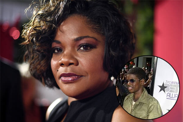 Monique's son Shalon Jackson