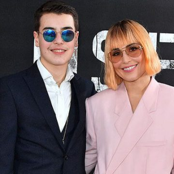 Meet Lev Rapace – Photos Of Noomi Rapace's Son With Ex-Husband Ola Rapace