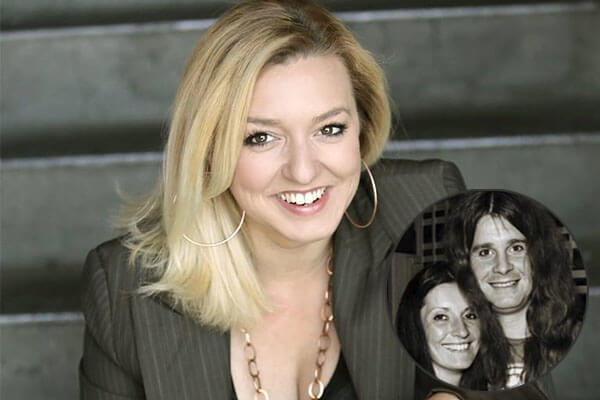 Ozzy Osbourne's daughter Jessica Osbourne