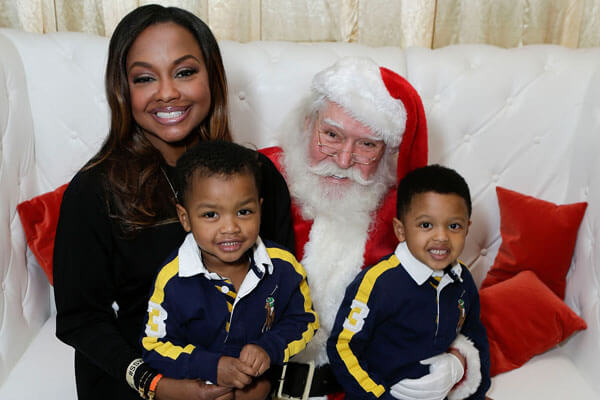 Phaedra Parks Christmas