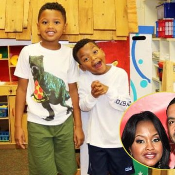 Meet Ayden Nida and Dylan Nida – Photos Of Phaedra Parks' Sons