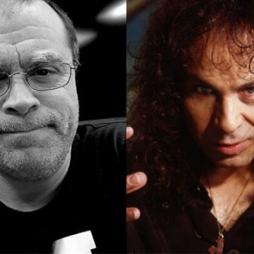 Meet Dan Padavona – Photos Of Ronnie James Dio's Son With First Wife Loretta Berardi