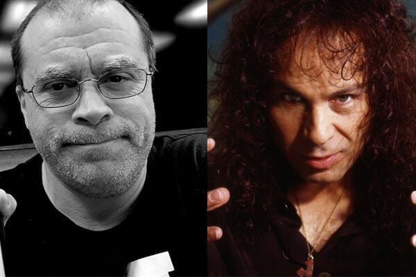 Ronnie James Dio's son Dan Padavona