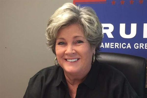 Pat Summerall's daughter Susan Wiles