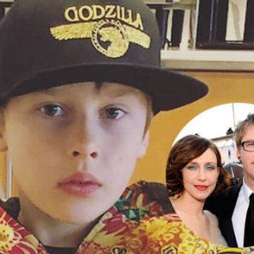 Meet Fynn Hawkey – Photos Of Vera Farmiga's Son With Husband Renn Hawkey