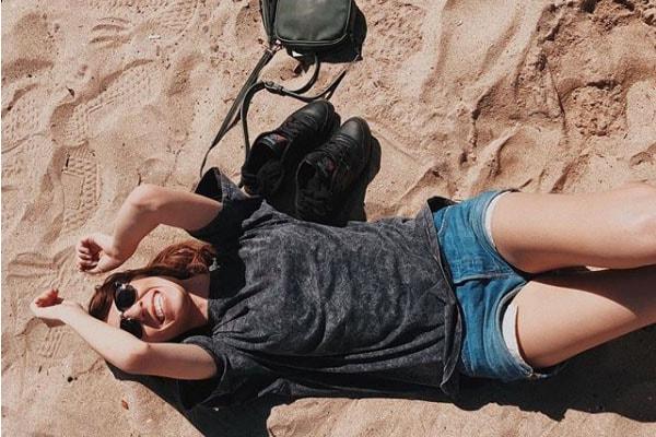 Amy Nelson traveller