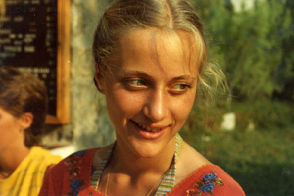 Ayesha Hauer is the daughter of actor Rutger Hauer.