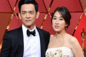 John Cho's wife Kerri Higuchi