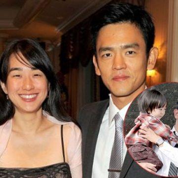 Meet Kage Cho – Photos Of John Cho's Son With Wife Kerri Higuchi