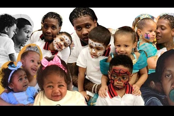 Lil Durk as father