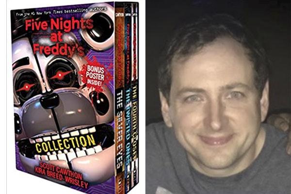 Scott Cawthon books