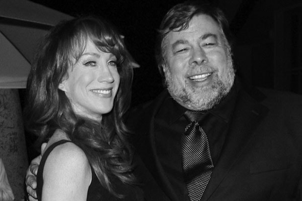 Steve Wozniak Third Wife Suzanne Mulkern