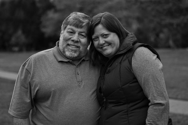 Steve Wozniak Fourth Wife Janet Hill