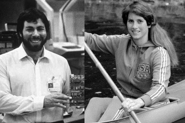 Steve Wozniak Third wife Candice Carson Clark