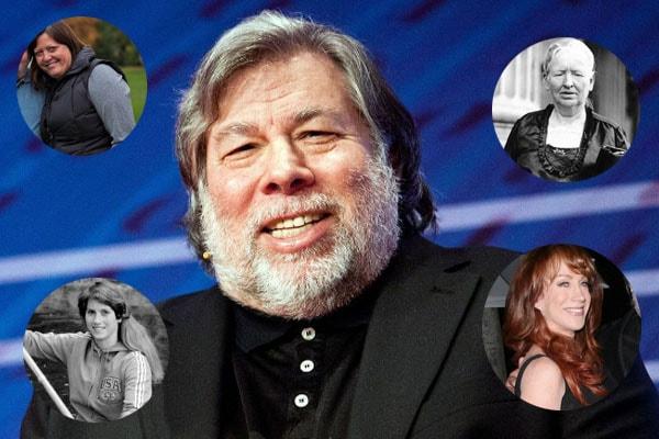 Steve Wozniak Baby Mama