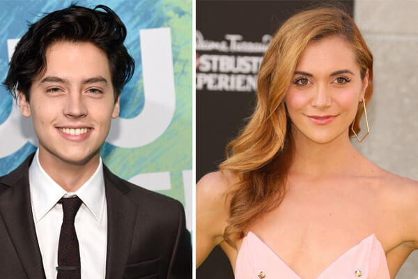 Alyson Stoner's ex-lover Cole Sprouse