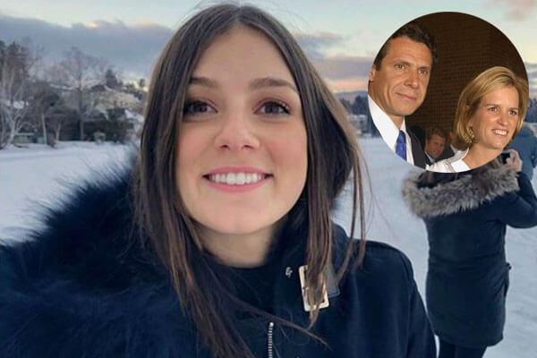 Andrew Cuomo's daughter Michaela Cuomo
