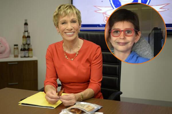Barbara Corcoran's daughter Katie Higgins