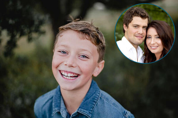 Bristol Palin's son Tripp Palin