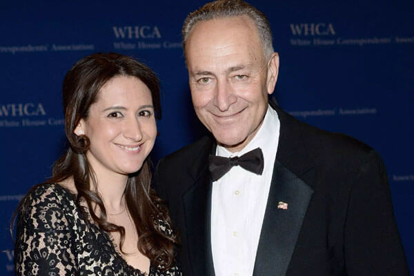 Chuck Schumer's daughter Jessica Emily Schumer