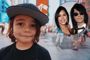 Criss Angel's son Johnny Crisstopher