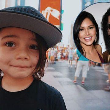 Meet Johnny Crisstopher Sarantakos – Photos Of Criss Angel's Son With Ex-Wife Shaunyl Benson