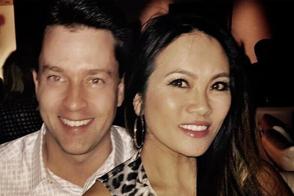 Dr. Sandra Lee and Dr. Jeffrey Rebish